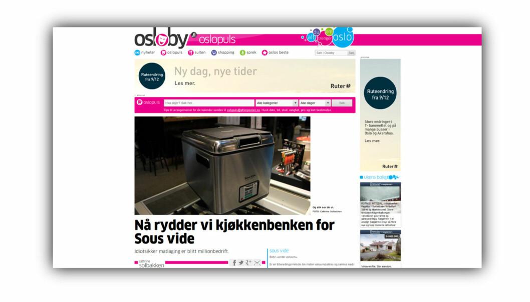 Denne saken er ikke lenger å lese på Osloby.nos nettside.