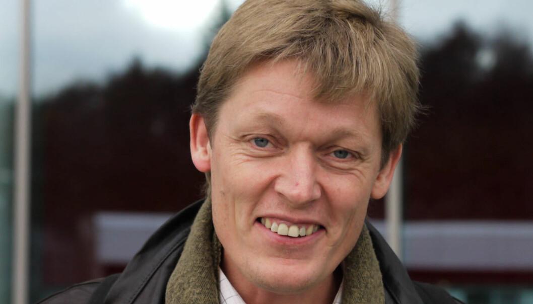 Jens Barland. Foto: Helge Øgrim