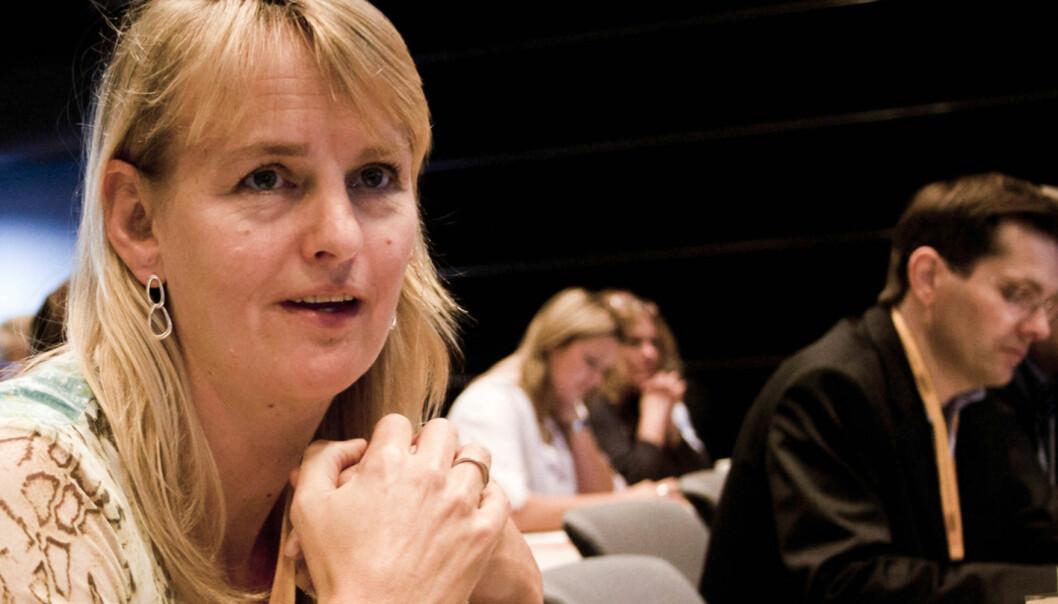 Randi S. Øgrey, adm.dir i MBL.. Foto:Kathrine Geard