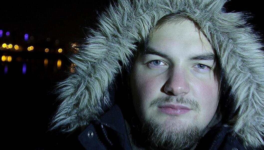 Erik Waatland. Foto: Vegard Ellefsen
