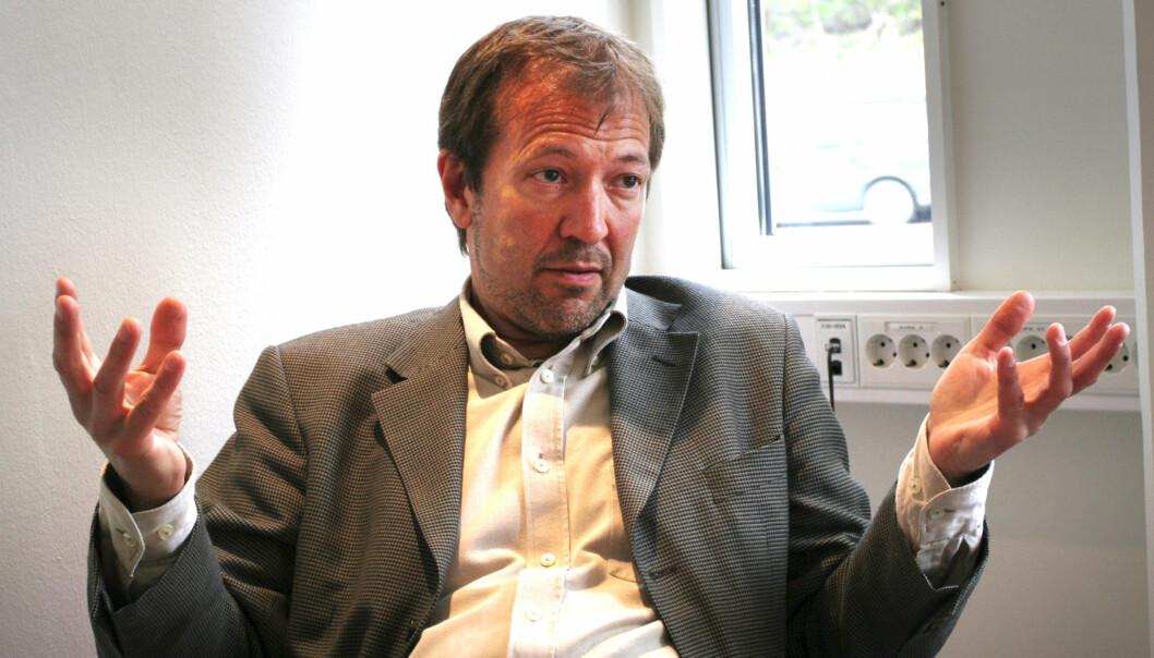 Thor Woje er tidligere redaktør i Avisa Nordland og Romerikes Blad. Han har også ledet PFU og Skup-juryen.