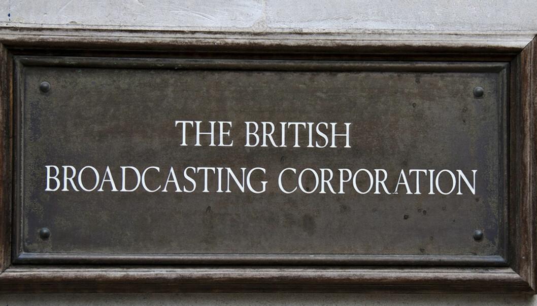 BBC er inne i den største krisen i sin 90-årige historie. Foto: swanksalot/Flickr