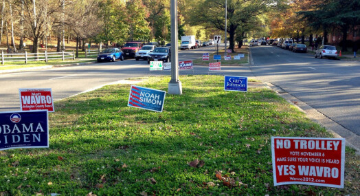 Satser voldsomt på USA-valget