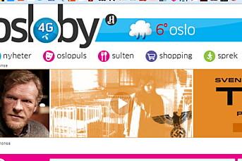 Aftenposten selger egen logo