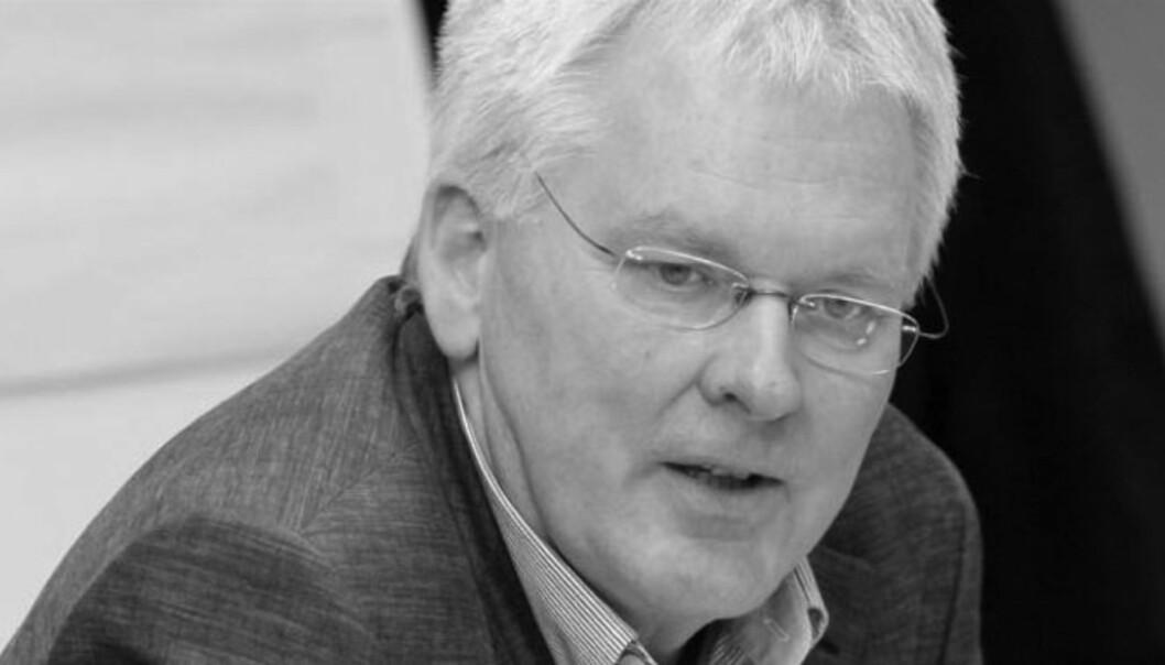Direktør Stig Finslo i Amedia. Foto: Birgit Dannenberg