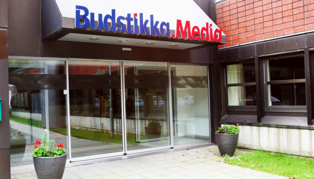 Budstikka vurderer å bli morgenavis. Foto: Birgit Dannenberg