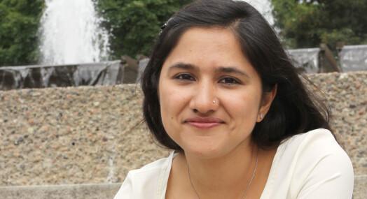 Fra indisk TV til frilans i Norge