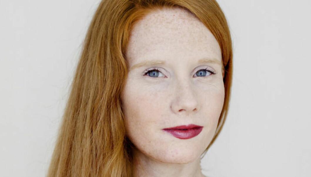 Susanne Sollid Kaluza slutter i Dagbladet for å bli heltidsblogger. Foto: Adrian Øhrn Johansen/Dagbladet