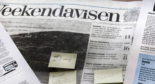 Frilansopprør i Danmark