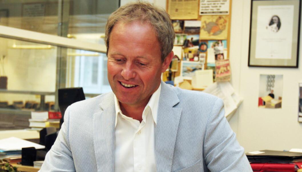 NTBs sjefredaktør og administrerende direktør Pål Bjerketvedt 20090623
