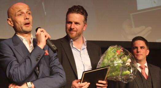 IR-prisen til DN-journalister