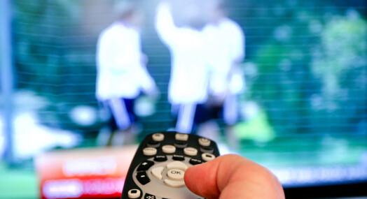 TV-seingen øker