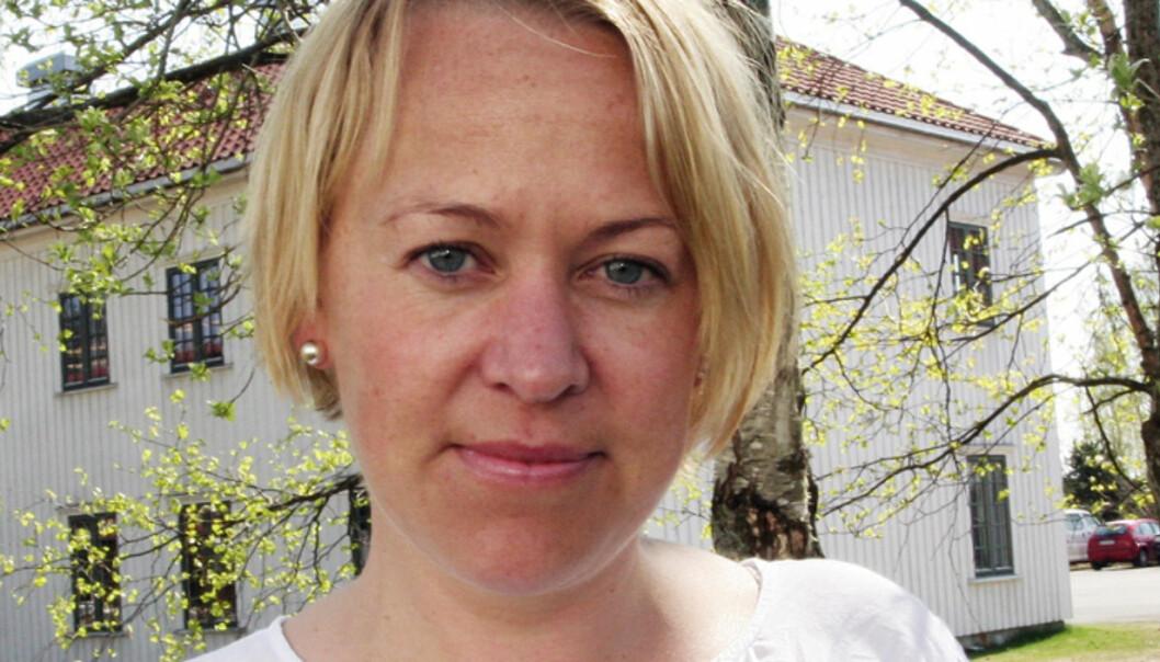 Kamilla Thoresen. Foto: Birgit Dannenberg