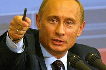 Putin-parodier stengt av Twitter