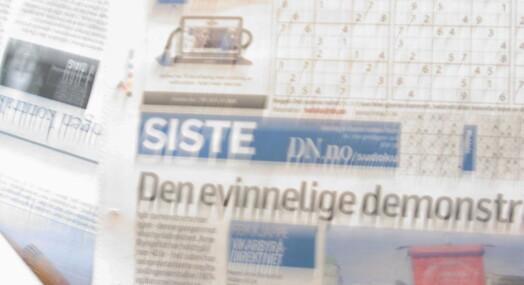 Ubegripelige avistall