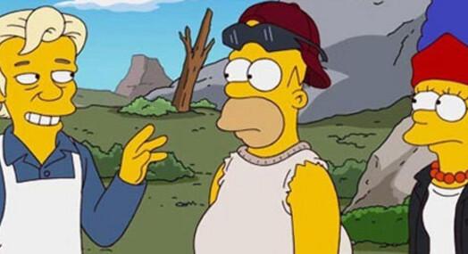 Assange får Homer til nabo