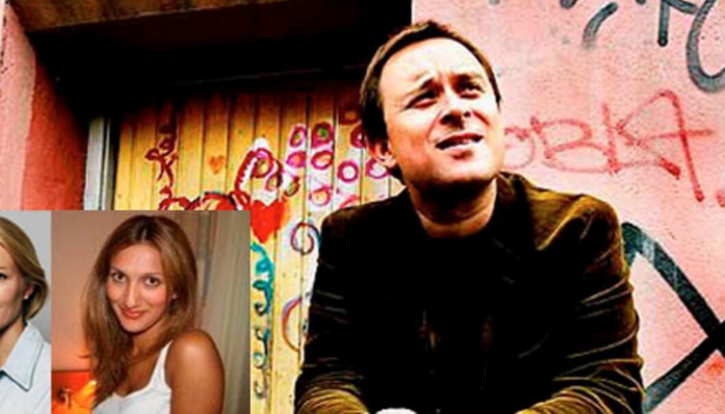 Blant søkere til stillingen som debattredaktør er VGs Hans Petter Sjøli (til høyre) og tidligere Budstikka-redaktør Kristine Brunmark og pressesjef Mina Ghabel Lunde i Warner Music Norway (begge infelt).