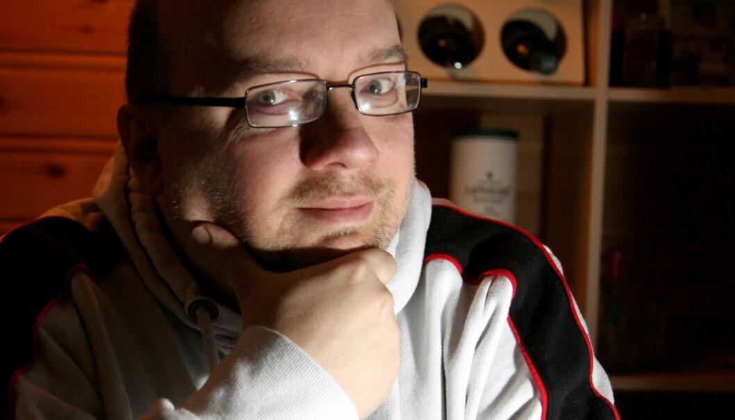 Arne Hjorth Johansen. Foto: Dag Nesbø Frøyen