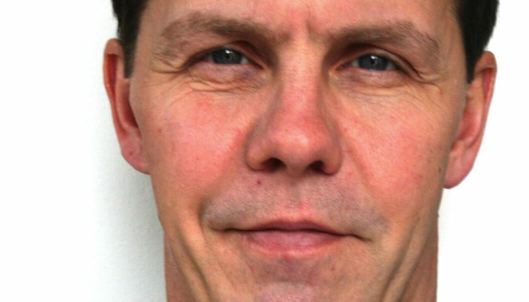 OPTIMIST: Magnus Anshelm mener utsiktene for 2010 ser stadig bedre ut. 20100430 Brukt i 0710, på nett