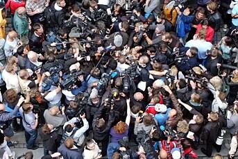 Nesten 500 journalister vil følge terrorrettssak