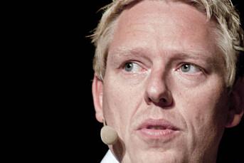 Dansk avis blåste sentral kilde