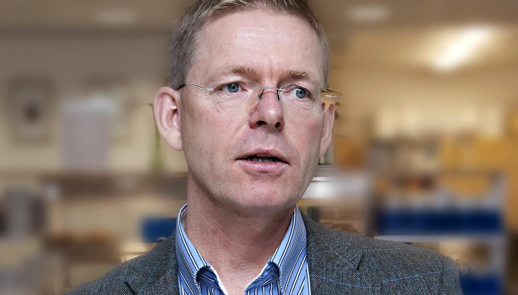 Jon Kristiansen er administrerende direktør i Gudbrandsdølen Dagningen (GD).