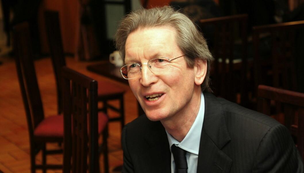 David Montgomery ønsker seg et comeback i den franske mediebransjen. Foto: Birgit Dannenberg