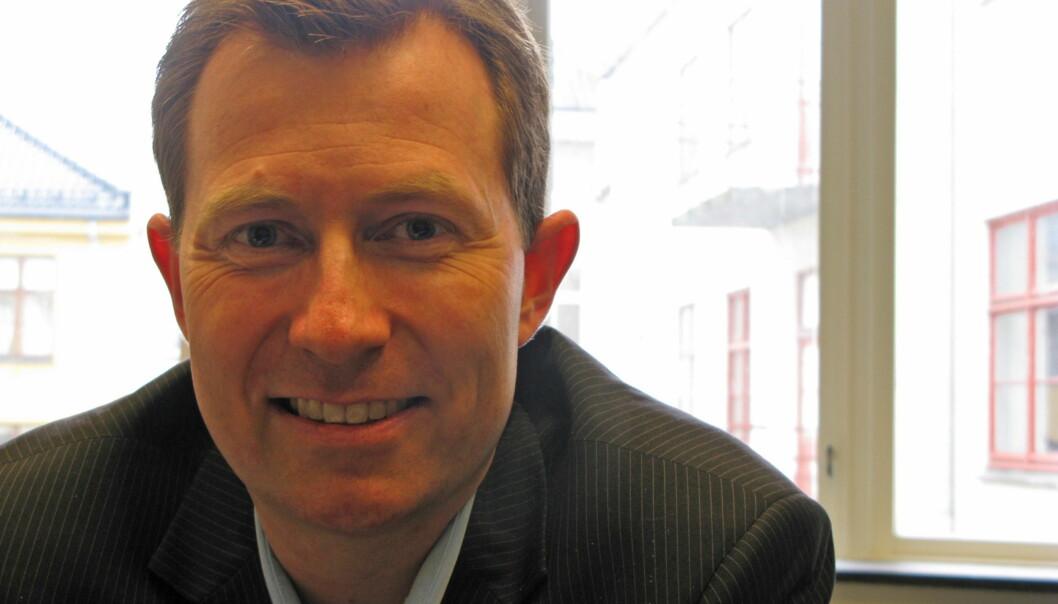 BA-redaktør Anders Nyland. Foto: Martin Huseby Jensen