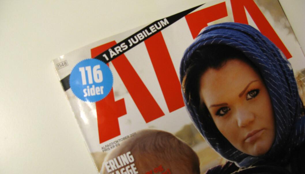 Etter Magnus Rønningens friske satsing med Alfa, tviler bladforlagene på at det kommer noen nye papirmagasiner rettet mot menn.