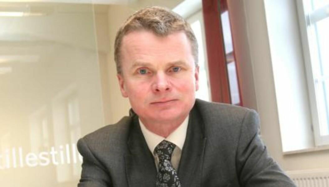 Lars Helle. Foto: Birgit Dannenberg
