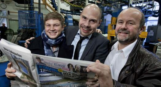 Er dette avisdødaren i Tromsø?