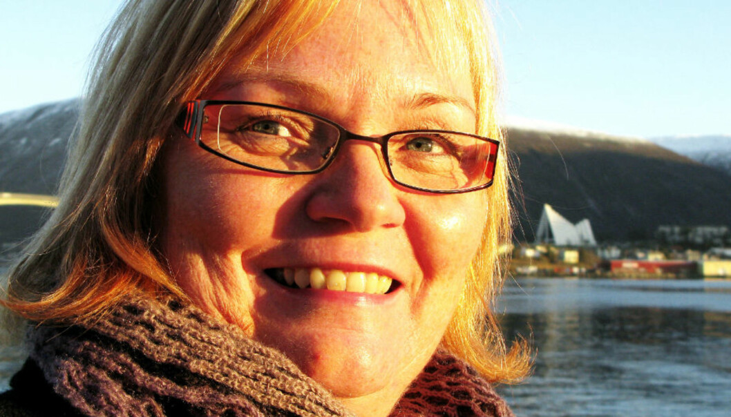 Svarte Natta-sjef Marit Ulriksen er fornøyd med årets program. Foto: Martin Huseby Jensen20091030