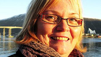 Ansvarlig redaktør Marit Ulriksen i Rana Blad.