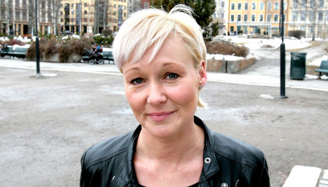 Heidi Molstad Andresen. Foto: Birgit Dannenberg