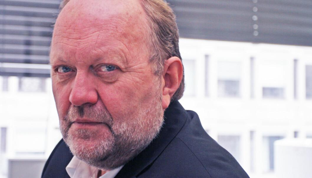 P4-sjef Kalle Lisberg. Foto: Martin Huseby Jensen