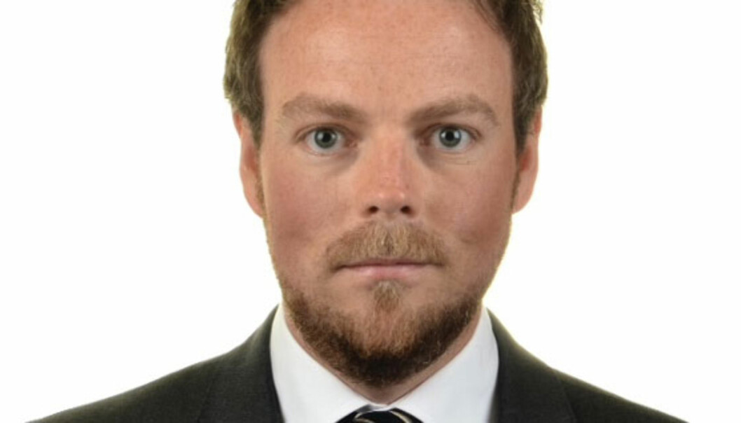 Torbjørn Røe Isaksen ønsker en debatt om medienes språkbruk. Foto: Høyre.
