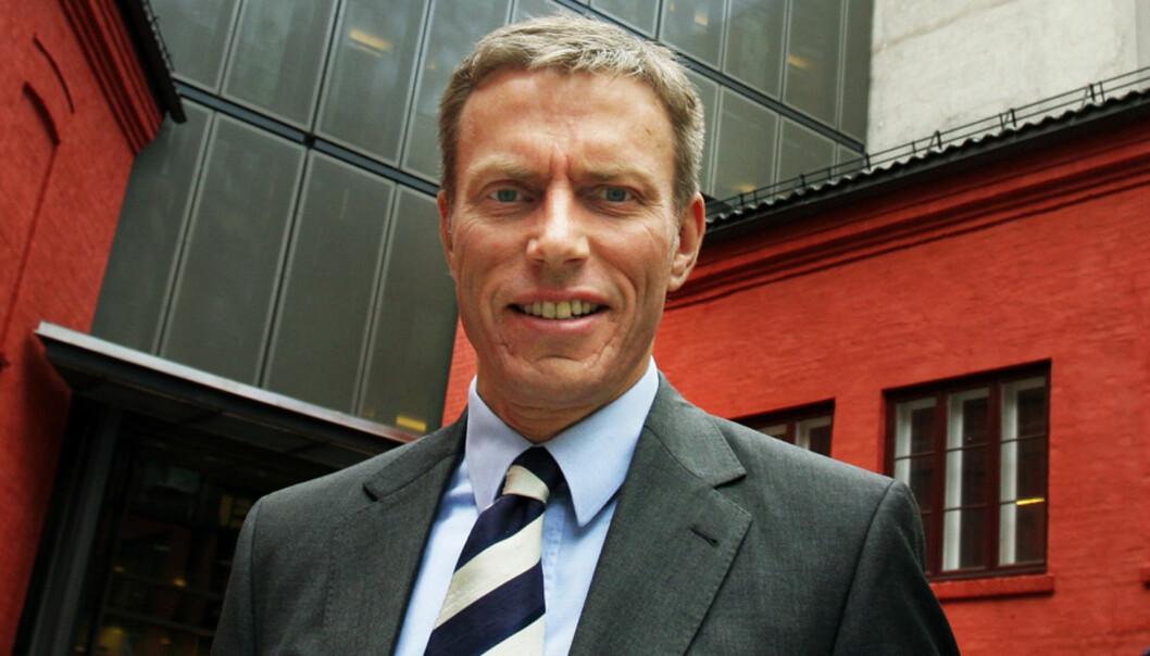 Dag Sletmo mener at Erik Ryssdal ikke trenger bekymre seg for søreuropeisk finansuro. Foto: Birgit Dannenberg