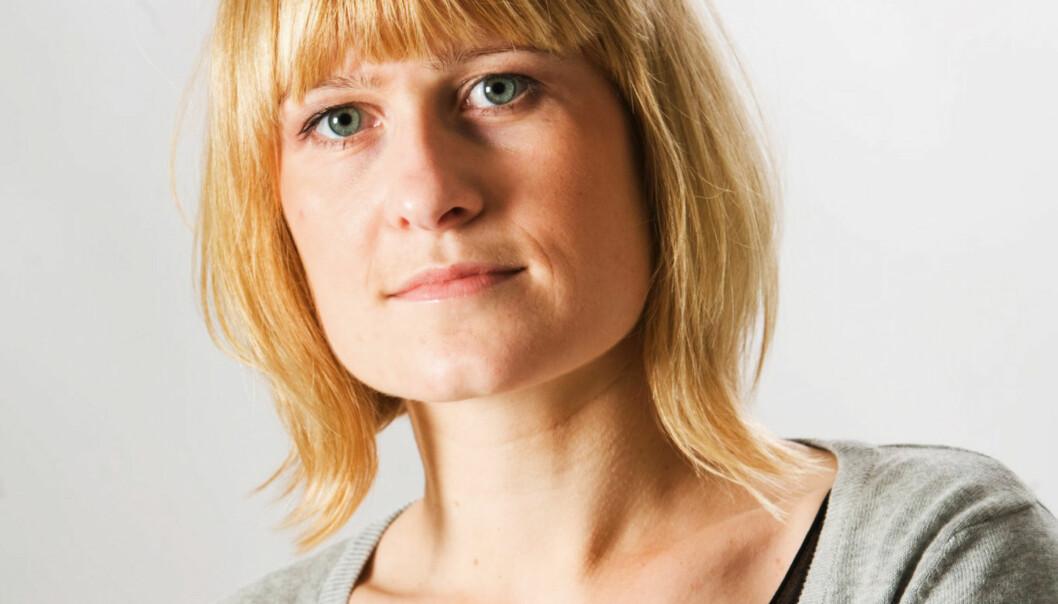 Kristine Foss i Norsk Presseforbund har mottatt flere tilbakemeldinger fra helseforetakene, men må nok likevel belage seg på å purre på flere. Foto: Norsk Presseforbund