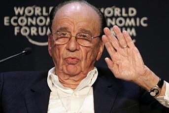 Murdoch (85) overtar ledelsen av Fox News selv