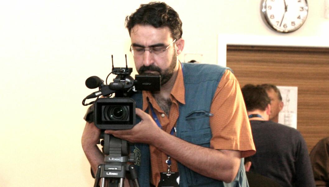 Ammar al-hamdan. Foto: Martin Huseby Jensen