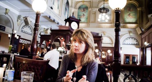 Ann-Magrit Austenå mener hun ikke har ført gamle journalistkolleger bak lyset