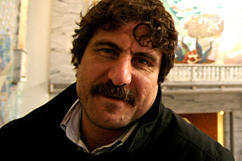 Journalist savnet i Syria
