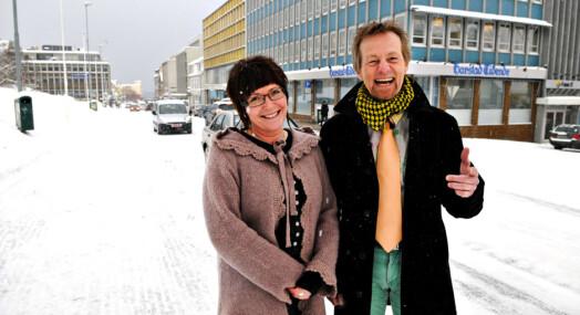 Kritisk nerve i Harstad
