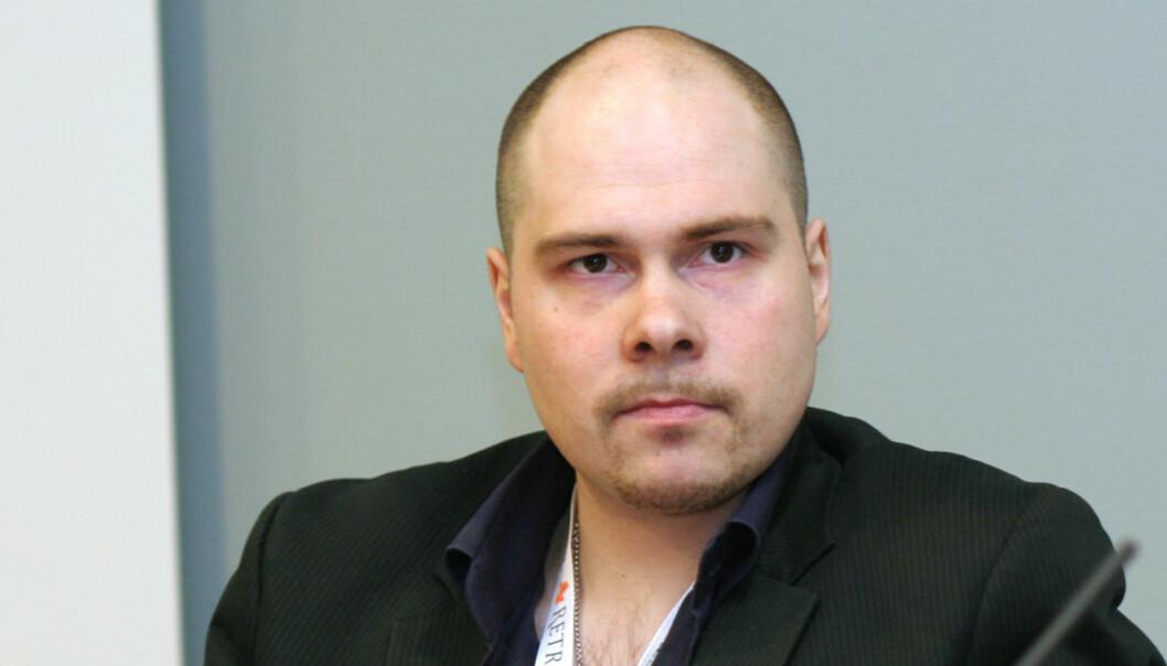Anders Opdahl blir ny sjef i Nordlys. Foto: Birgit Dannenberg