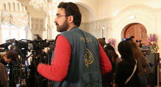 Støttemarkering for Ammar al-Hamdan