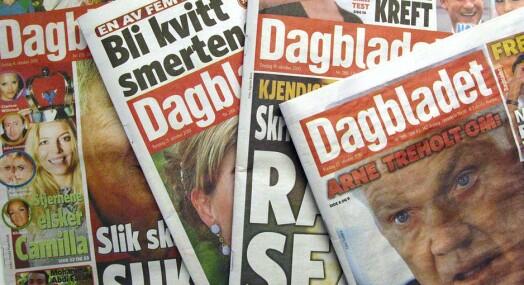 Trykkeriet tynger Dagblad-eier