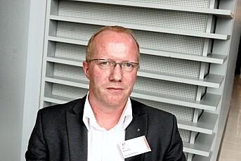 Arne Jensen: – Underlig