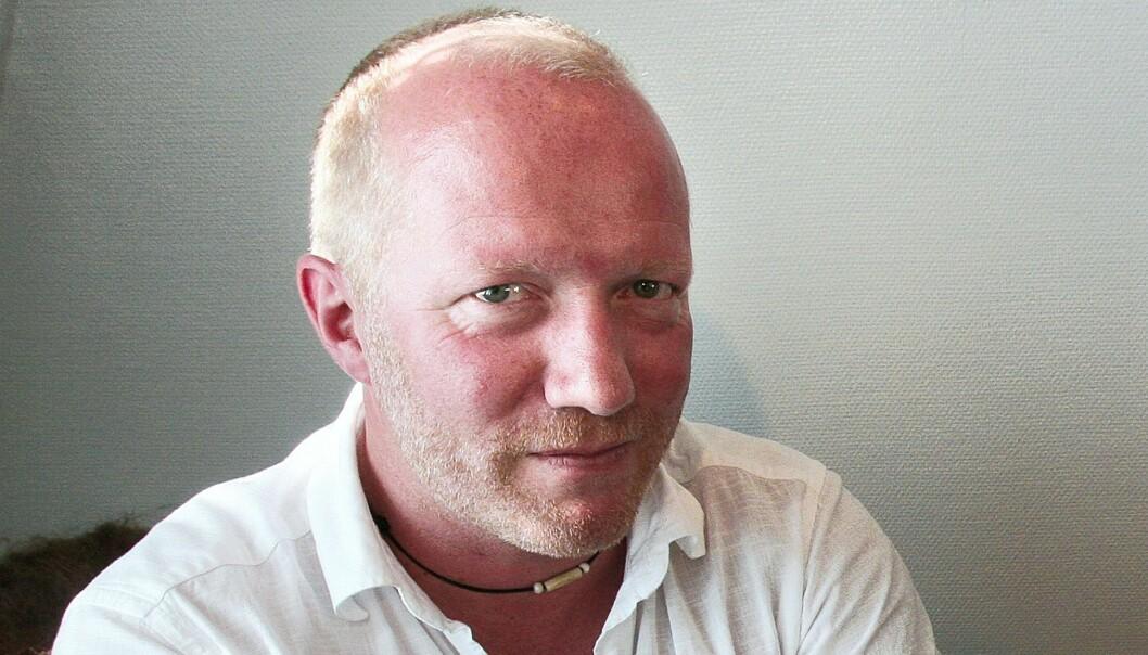 Arne Jensen. Foto: Kathrine Geard