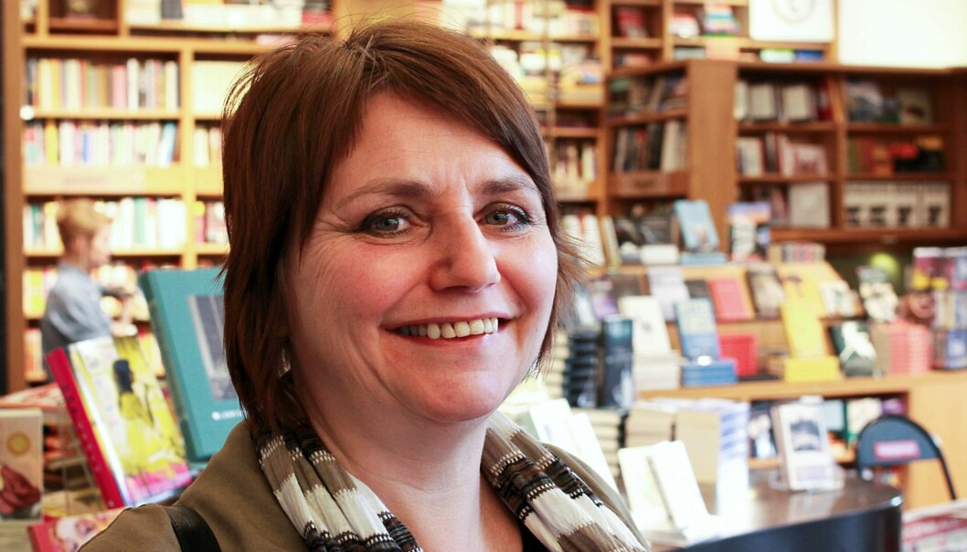 Nina Kristiansen, daglig leder og redaktør i forskning.no. Foto: Maria Vorraa