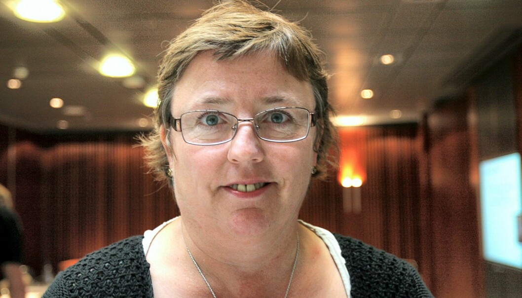 Marianne Østlie. Foto: Birgit Dannenberg
